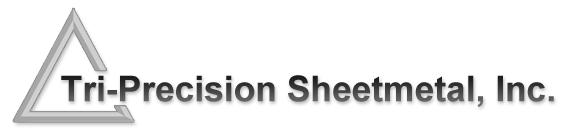 Tri-Precision Sheetmetal, Inc. Logo